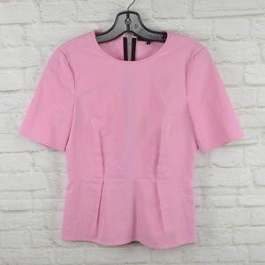 $10 Deal! Tibi short sleeve blouse